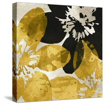 Bloomer Tiles X-James Burghardt-Stretched Canvas Print
