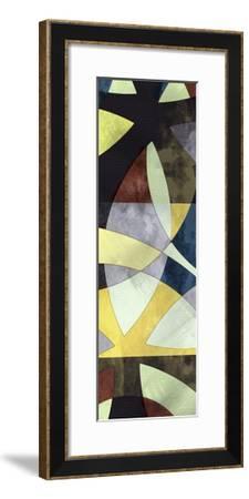 Elliptic Path I-James Burghardt-Framed Art Print