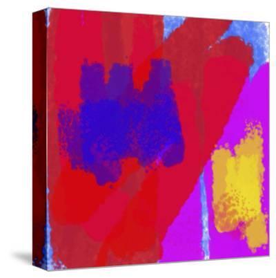 Plasma II-Jason Johnson-Stretched Canvas Print
