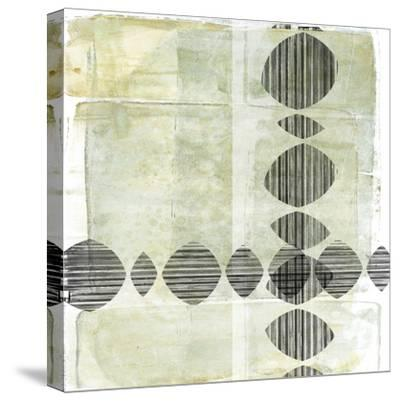 Unnatural Selection I-Jennifer Goldberger-Stretched Canvas Print