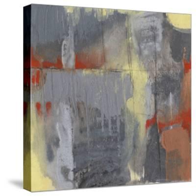 Fire Brand II-Jennifer Goldberger-Stretched Canvas Print