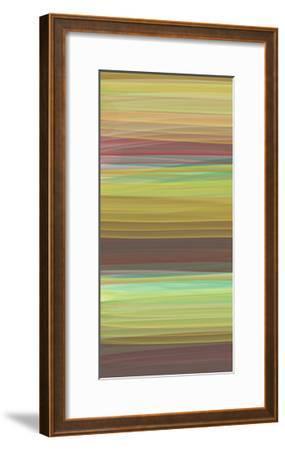 Fumes II-Jason Johnson-Framed Art Print