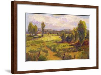Homage-Nanette Oleson-Framed Art Print