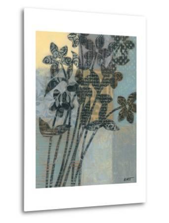 Quilted Bouquet II-Norman Wyatt Jr^-Metal Print