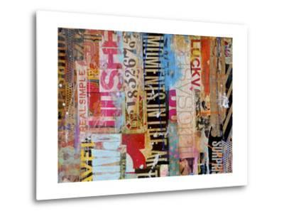 Metro Mix 21 I-Erin Ashley-Metal Print