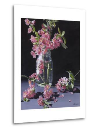 Quince and Ruby II-Fred Szatkowski-Metal Print