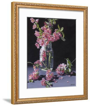 Quince and Ruby II-Fred Szatkowski-Framed Art Print
