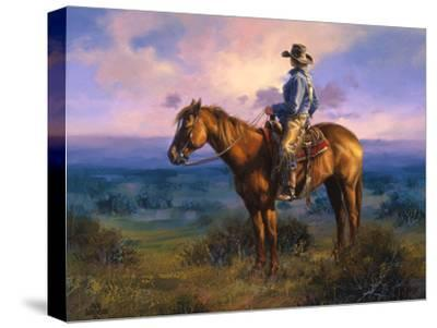 A Place in the Sun-Jack Sorenson-Stretched Canvas Print