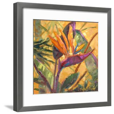 Splash of the Tropics I-Nanette Oleson-Framed Premium Giclee Print