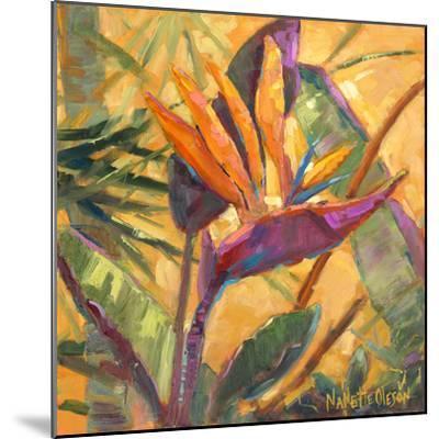 Splash of the Tropics I-Nanette Oleson-Mounted Premium Giclee Print
