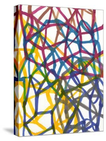 Matrix II-Jodi Fuchs-Stretched Canvas Print