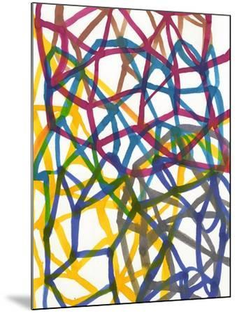 Matrix II-Jodi Fuchs-Mounted Art Print