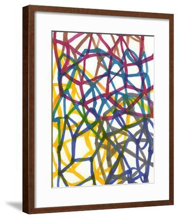 Matrix II-Jodi Fuchs-Framed Art Print