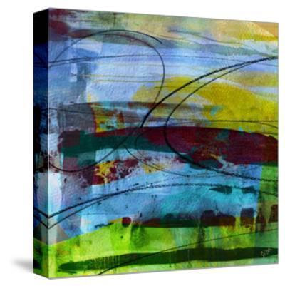 Impression II-Sisa Jasper-Stretched Canvas Print