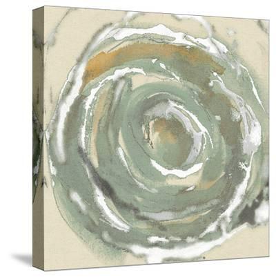 Flora II-Sisa Jasper-Stretched Canvas Print