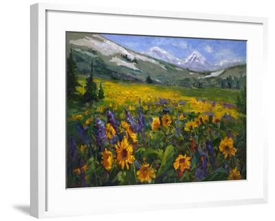 Sierra Awakenings II-Nanette Oleson-Framed Art Print