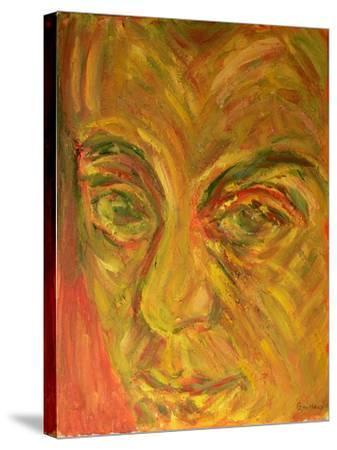 Mozart-Annick Gaillard-Stretched Canvas Print