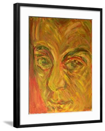Mozart-Annick Gaillard-Framed Giclee Print