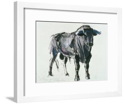 Plaza De Toros De Miajadas, 1998-Mark Adlington-Framed Giclee Print