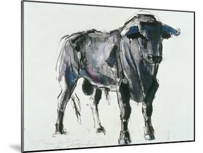 Plaza De Toros De Miajadas, 1998-Mark Adlington-Mounted Giclee Print