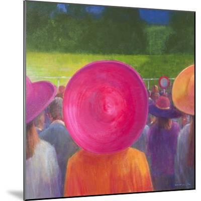 Finishing Post, Hats, 2014-Lincoln Seligman-Mounted Giclee Print