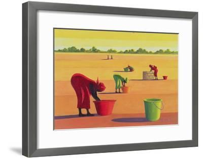 Beyond the Pale, 1998-Tilly Willis-Framed Giclee Print