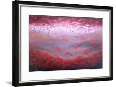 Phantasy, 2005-Lee Campbell-Framed Giclee Print