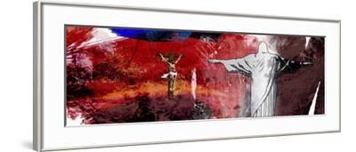 L'Oublié De L'Apocalypse, 2014-Francois Domain-Framed Giclee Print