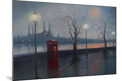 Battersea Mist 2012-Lee Campbell-Mounted Giclee Print