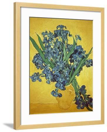 Iris-Vincent van Gogh-Framed Giclee Print