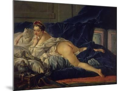 L'Odalisque-Francois Boucher-Mounted Giclee Print