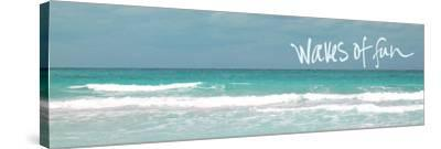 Ocean Moments II-Nicholas Biscardi-Stretched Canvas Print