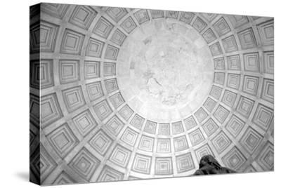 Jefferson Memorial Rotunda Washington DC--Stretched Canvas Print