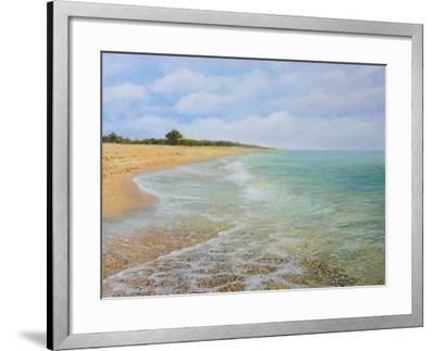 Beach Krapetz-kirilstanchev-Framed Art Print