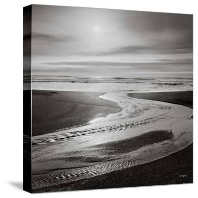 Sunset on the Coast I-Alan Majchrowicz-Stretched Canvas Print