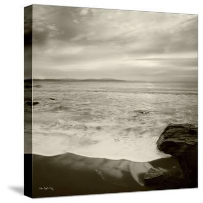 Tides and Waves Square II-Alan Majchrowicz-Stretched Canvas Print