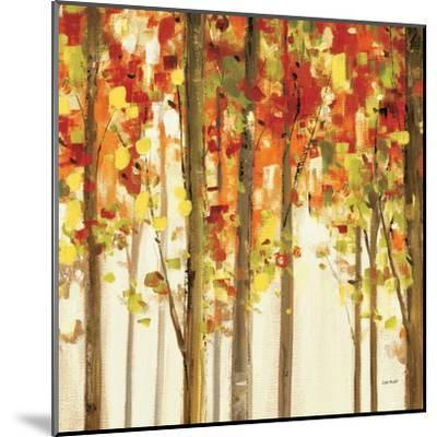 Autumn Forest Study II-Lisa Audit-Mounted Giclee Print