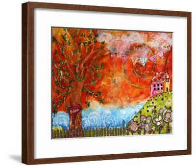 Trust-Denise Braun-Framed Art Print