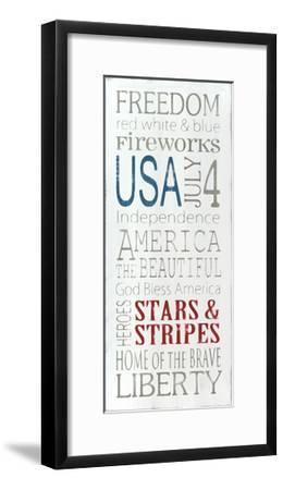 Freedom-Holly Stadler-Framed Art Print
