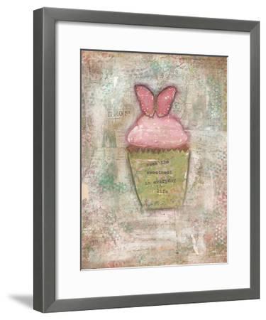 Seek Sweetness-Cassandra Cushman-Framed Art Print