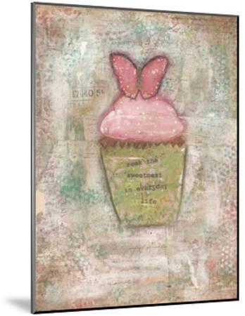 Seek Sweetness-Cassandra Cushman-Mounted Art Print