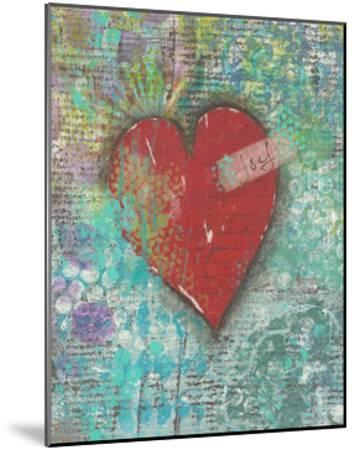 Joy Heart-Cassandra Cushman-Mounted Art Print