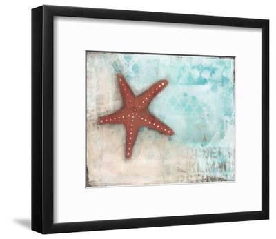 Starfish-Cassandra Cushman-Framed Art Print