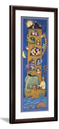 The Five Story Ark-Viv Eisner-Framed Art Print