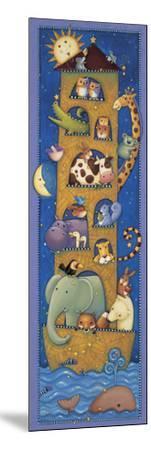 The Five Story Ark-Viv Eisner-Mounted Art Print
