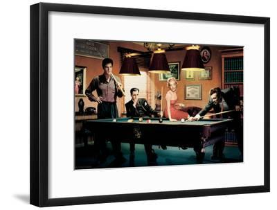 Legal Action-Chris Consani-Framed Premium Giclee Print