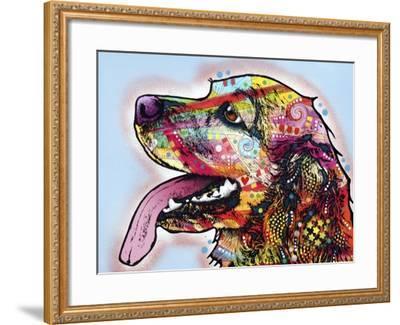 Cocker Spaniel-Dean Russo-Framed Giclee Print