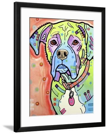 The Boxer-Dean Russo-Framed Giclee Print
