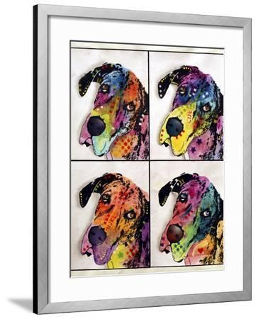 4 Danes-Dean Russo-Framed Giclee Print