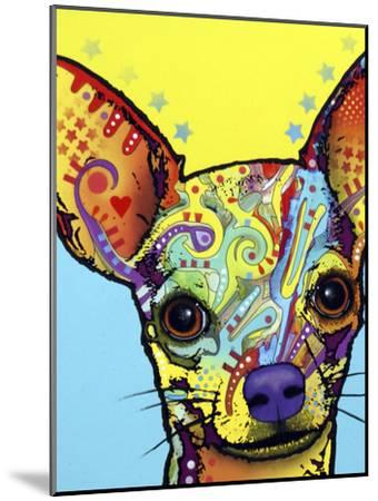 Chihuahua I-Dean Russo-Mounted Giclee Print
